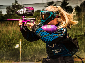 Paintball en Benidorm